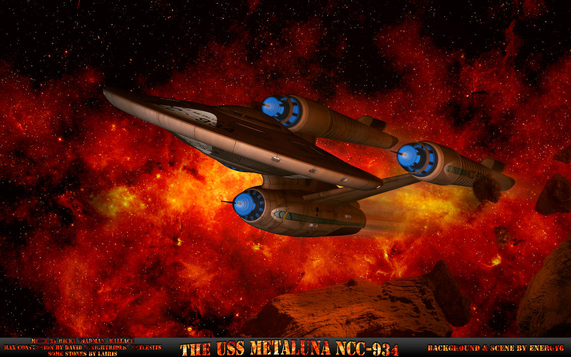USS Metaluna NCC-934 by Energy6