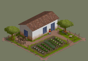Caipira - Country House by celinh0