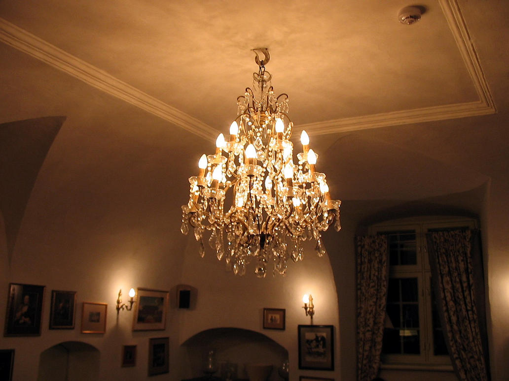 Victorian style chandelier by kit chan on deviantart victorian style chandelier by kit chan mozeypictures Choice Image