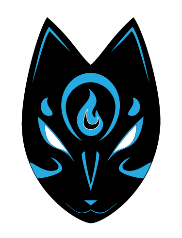 Cold Fire Fox Mask By Kit Chan On DeviantArt
