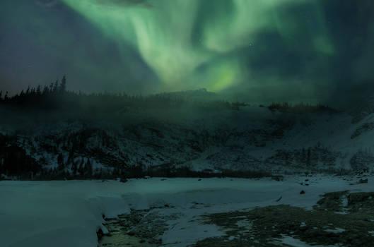 Premade BG: Northern Lights