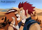 Lion-O/Pumyra - Desert Sun