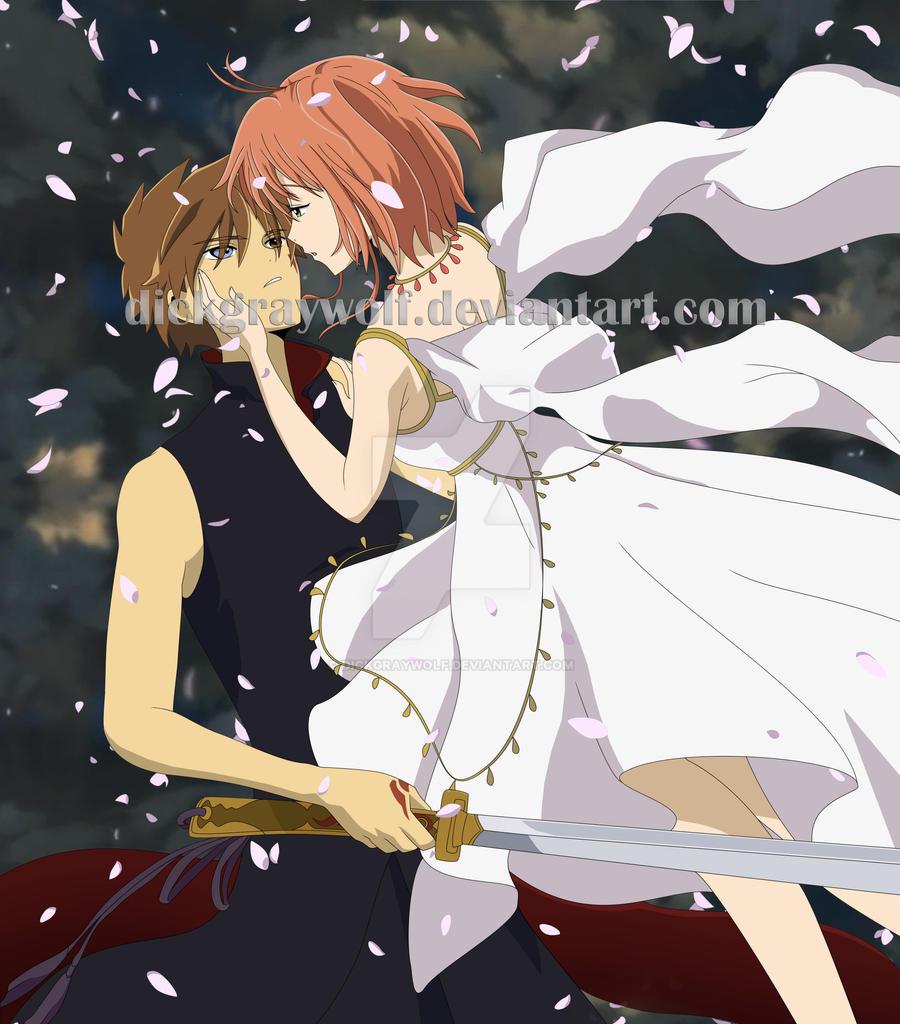 Tsubasa Shunraiki: Sakura No Yume By DickGraywolf On