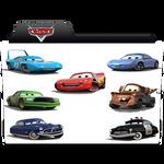 Cars Movie Folder Icon