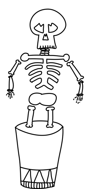 Skele-drum