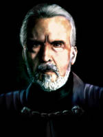 Dooku Digital Painting by Unttin7