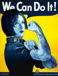 Cortana The Riveter