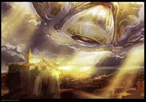 Beholder Judgment by WanderingInPixels