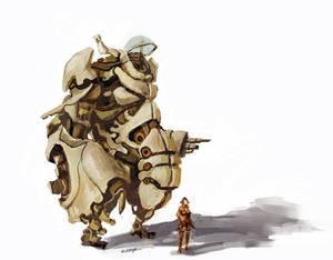 Fat robot
