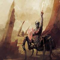 rockspider giant by WanderingInPixels