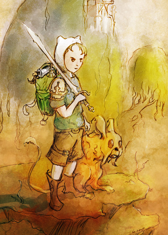 Final adventure tactics by Grumplesoup