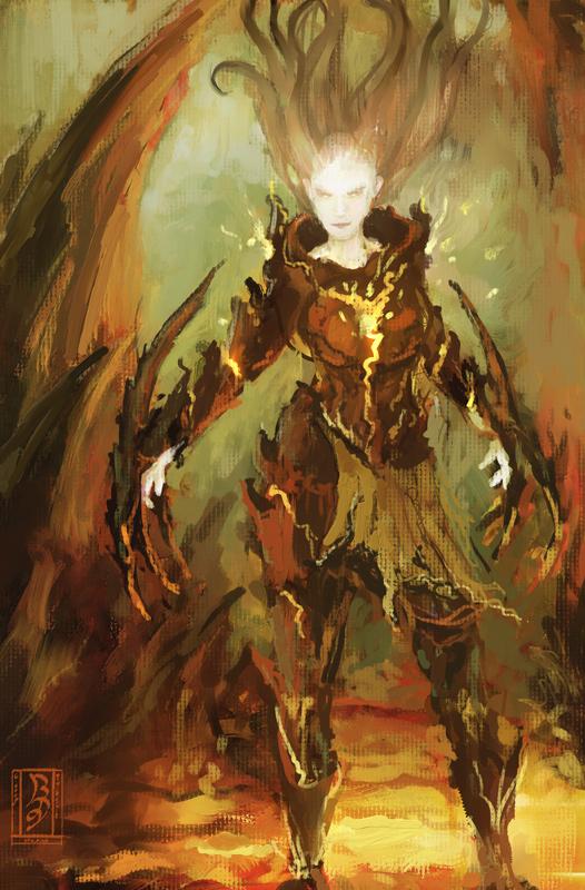 molten by WanderingInPixels