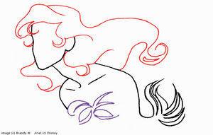 Ariel by Lusc-Fire by lilmermaid-club