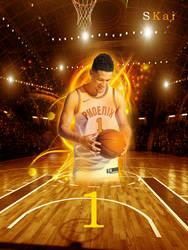 Devin Booker|Phoenix Suns by StreetKai