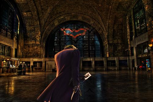 Joker Realism Piece by Deagz