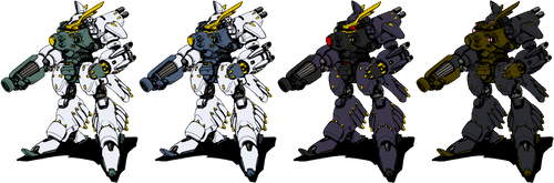 Japanese Panthers
