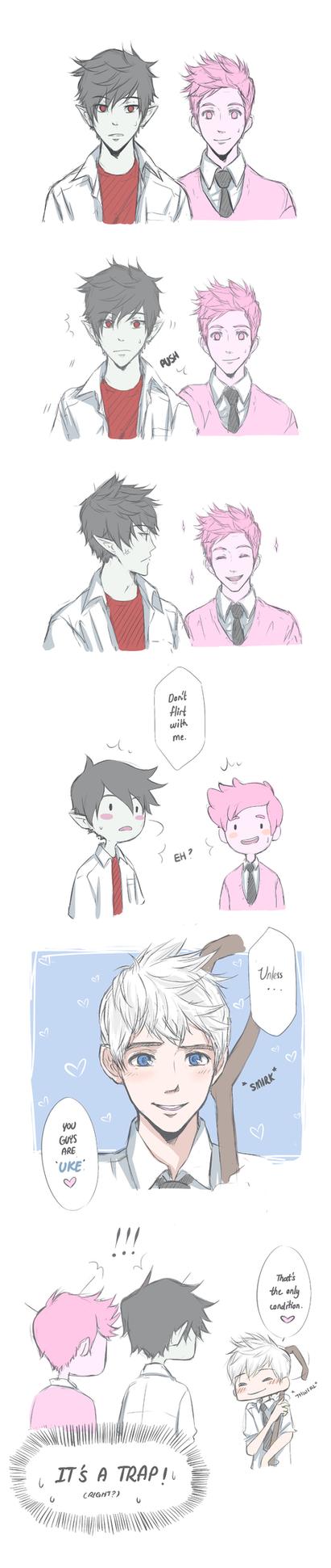 It's a trap ... (Right?) by MiyajimaMizy
