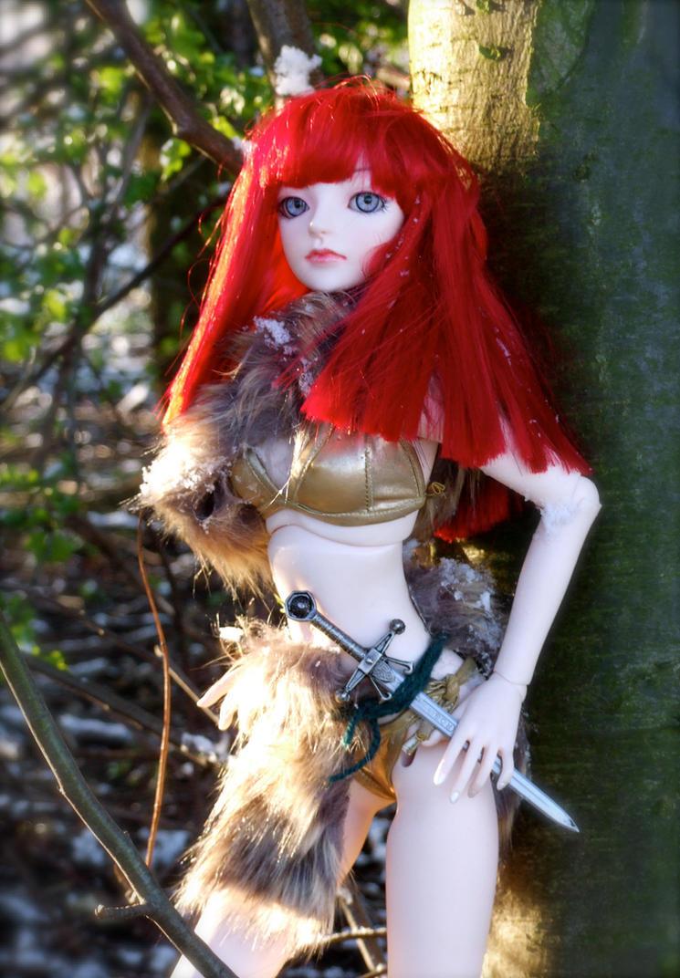 barbarian queen art - photo #29