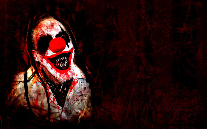 Killer Clown Wallpaper By Karlthulhu On DeviantArt