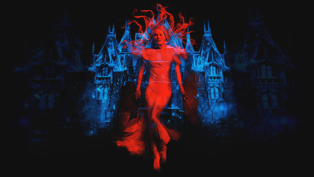 Crimson Peak Wallpaper Widescreen by Karlthulhu