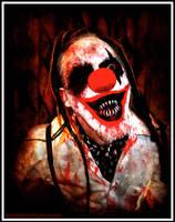 Killer Clown by Karlthulhu