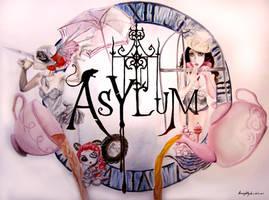 Asylum Circle by KiraNightley