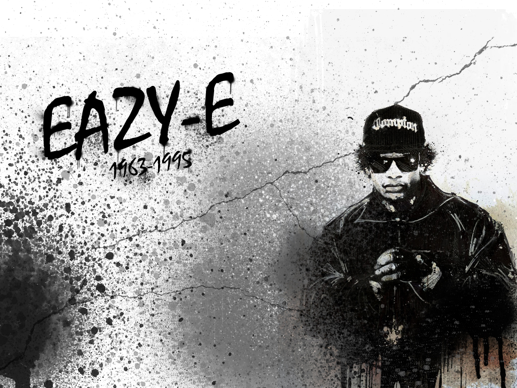 EAZY-E by o-OPAZO-o