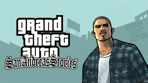 Cesar   San Andreas Stories By O OPAZO O