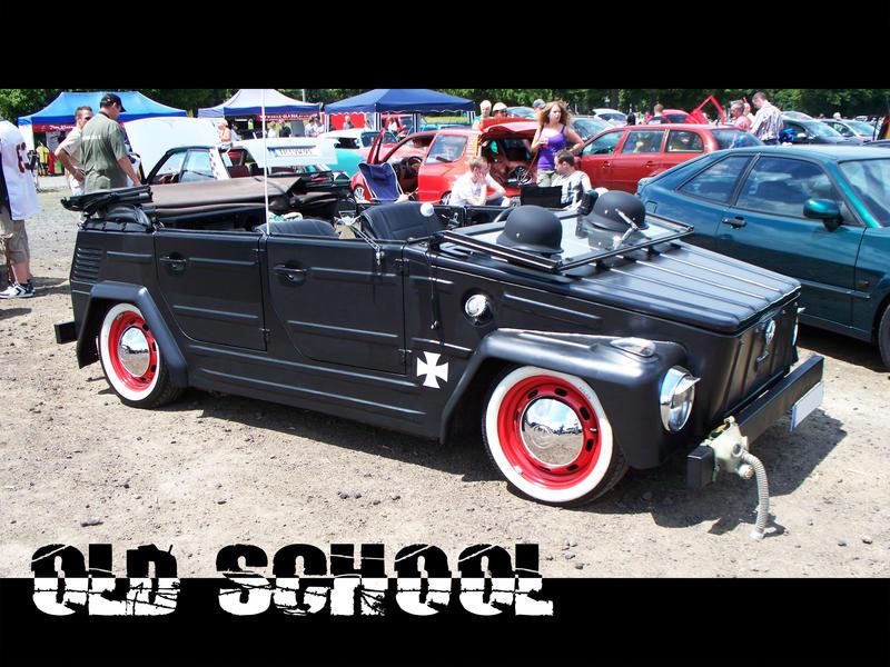 VW Kurierwagen old school by no5master on DeviantArt