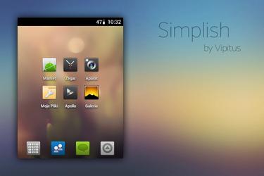 Simplish by Vipitus