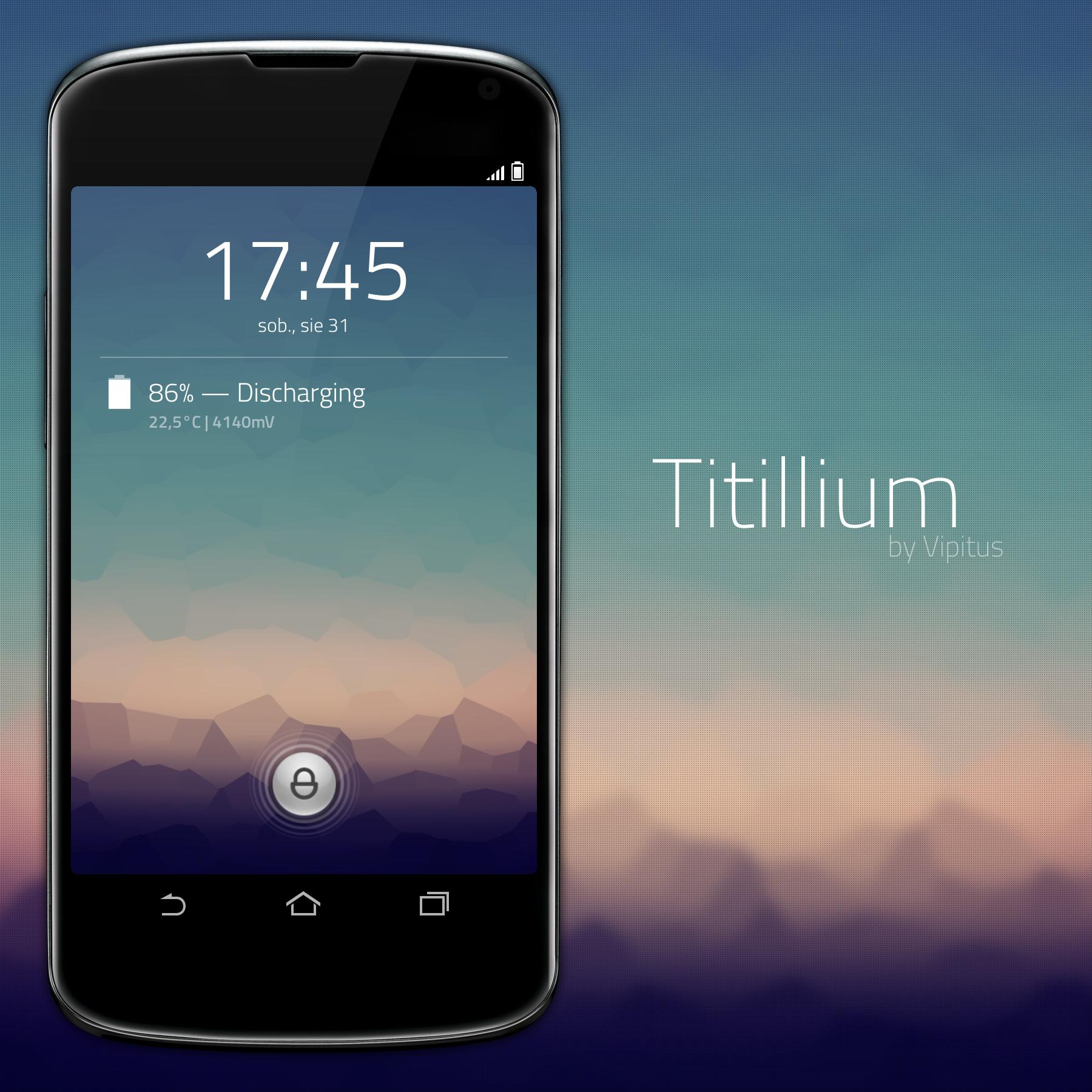 Titillium by Vipitus