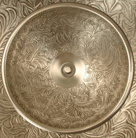 Bronze Tray Round by NIHIL-XIII