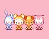 Animals love by KittyKana
