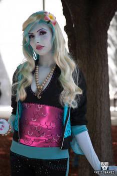 Lagoona Blue - Monster High