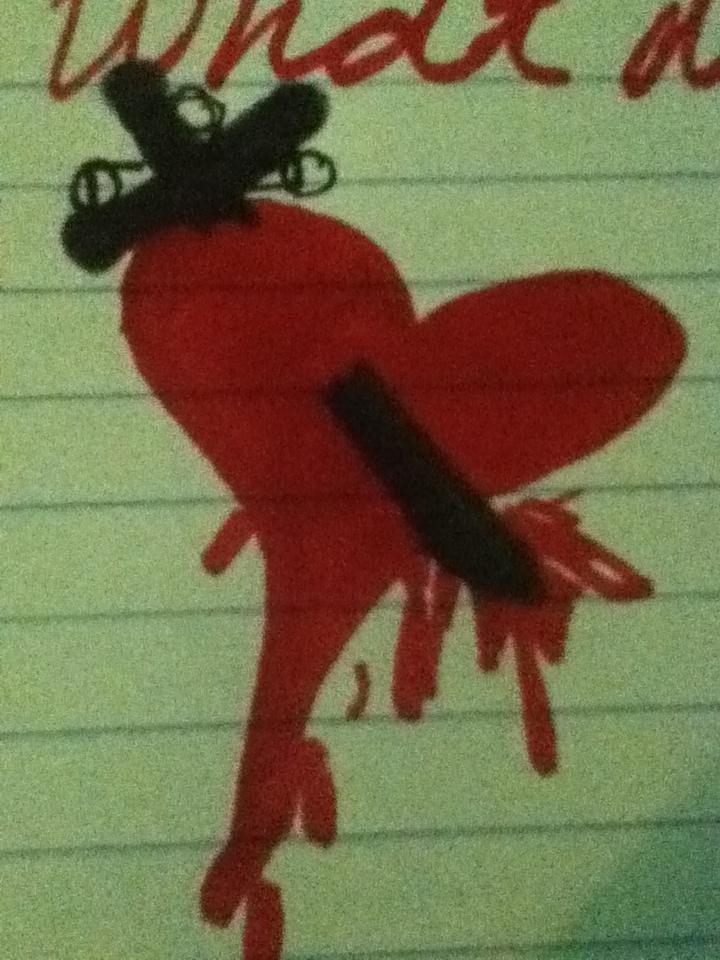 Knife in Heart Knife in Heart by