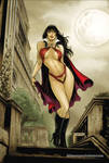 Vampirella 07 Cover Colors
