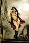 Vampirella 07 Cover Colors