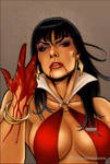 Vampirella 10 Cover Colors