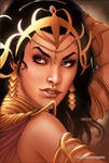 Dejah Thoris 18 Cover Colors