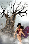 Vampirella 26 Cover Colors