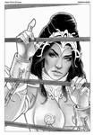 Dejah Thoris 22 Cover Art