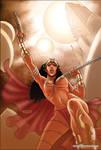 Dejah Thoris 24 Cover Colors