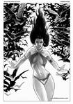 Vampirella Strikes 03 inks