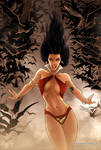 Vampirella Strikes 03 Cover Colors