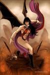 Vampirella 38 Cover colors