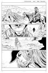 The Few and Cursed Issue 01 pg02 FabianoNeves