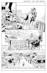 The Few and Cursed Issue01 pg03 FabianoNeves by FabianoNeves
