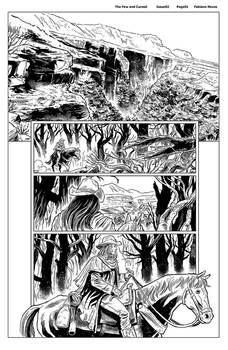 The Few and Cursed Issue02 pg01 - Fabiano Neves