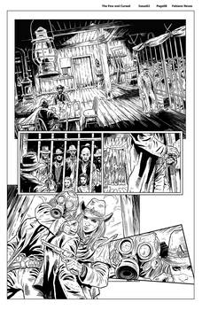 The Few and Cursed Issue02 pg08 - Fabiano Neves