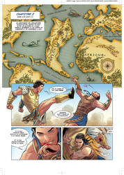 GADIRO, AMBASSADEUR DE LATLANTIDE T1 PAGE1